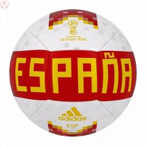 阿迪达斯俄罗斯世界杯足球国家队阿根廷德国西班牙纪念版足球